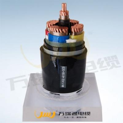 万瑞通450/750V及以下聚氯乙烯绝缘(屏蔽)聚氯乙烯护套控制电缆